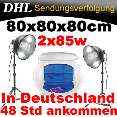 fotozelt lichtw rfel fotostudio hintergrund 2 leuchten dhl sendungsverfolgung ebay. Black Bedroom Furniture Sets. Home Design Ideas
