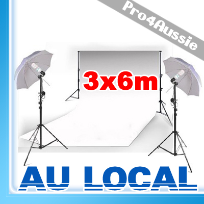 Photography-Photo-Studio-Continuous-Light-Stand-3X6m-Backdrops-Umbrella-Bulb-Kit