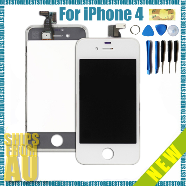 Digitizer-iPhone-4-4G-LCD-Front-Touch-Glass-Screen-for-Replacement-Tool-kits