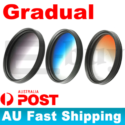 72mm-Gradual-Color-Set-Graduated-Neutral-Density-ND-Grey-blue-Orange-for-72-lens