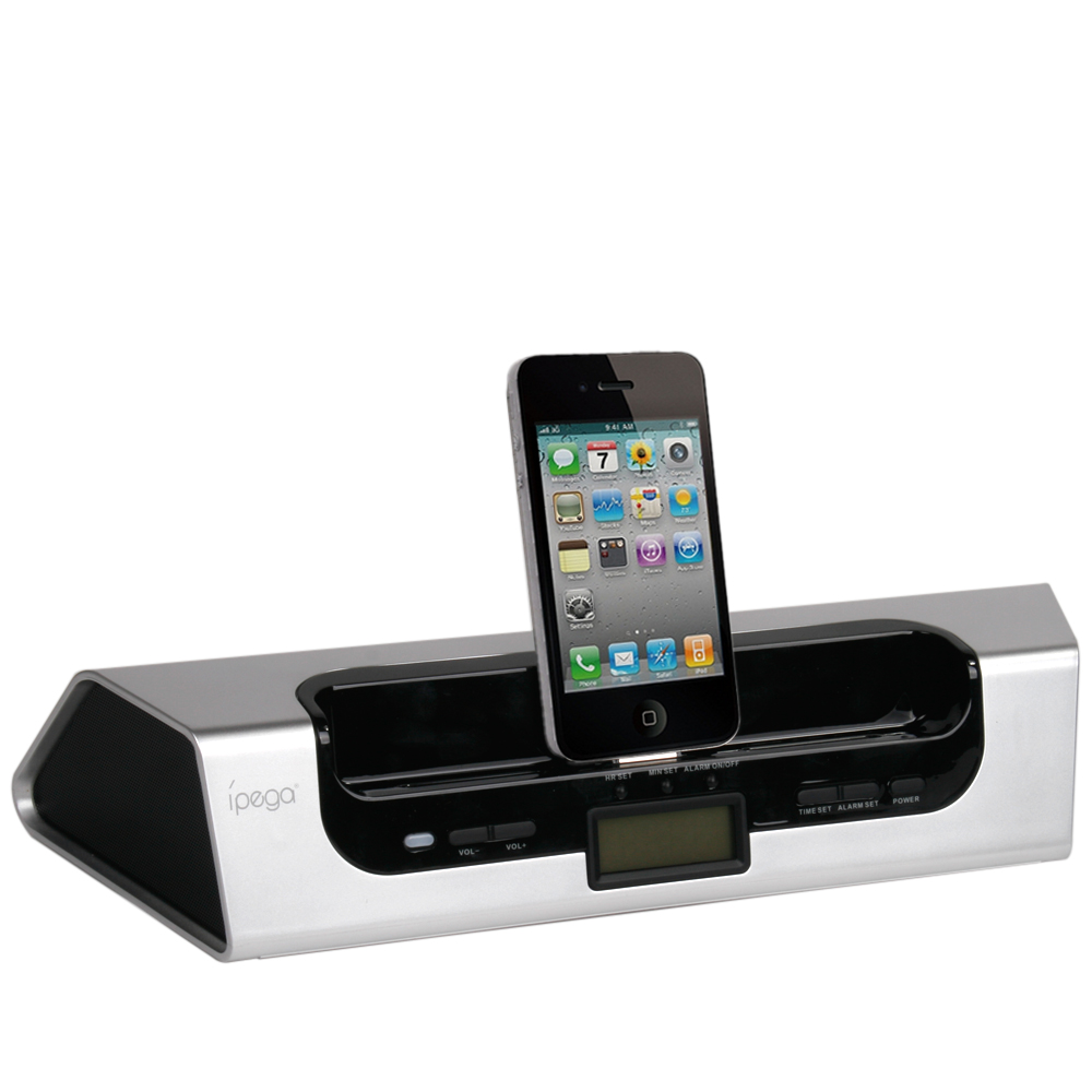 home audio docking station speaker charger for apple. Black Bedroom Furniture Sets. Home Design Ideas